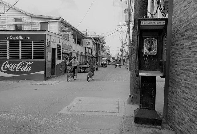 downtown san pedro street view