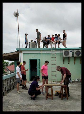 Growing Solar Power in Belize Schools