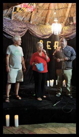 Palapa Bar Fundraiser San Pedro Belize