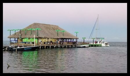 San Pedro Belize Restaurant