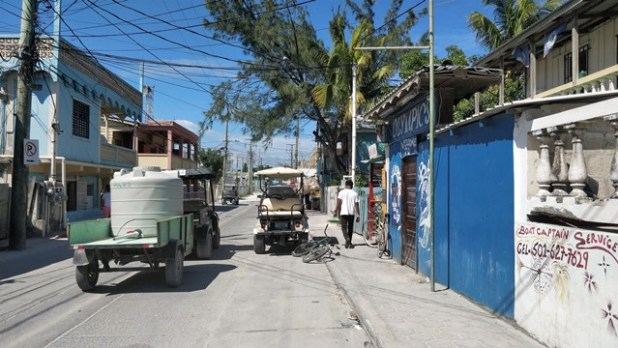 OCD in Belize