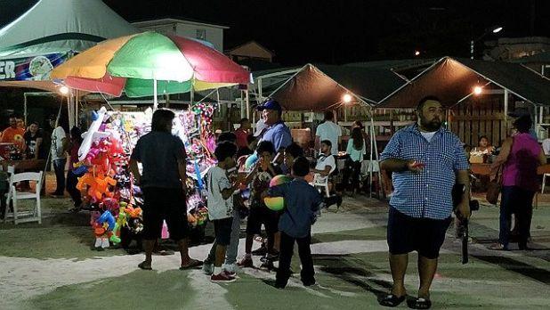 July in Belize