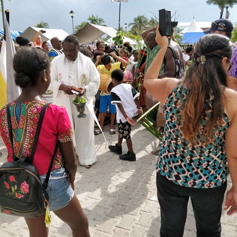 San Pedro Belize Garifuna Settlement Day Parade 2018