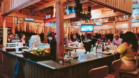 A Randomly Timed Walk Landed Me a Night at Wayos Beach Bar