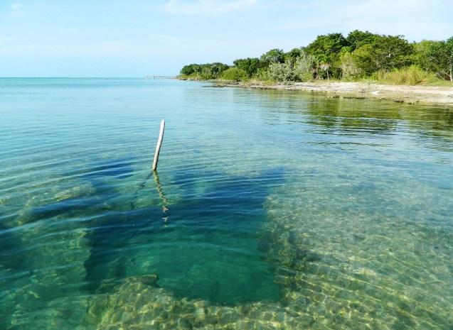 Secret Beach Belize