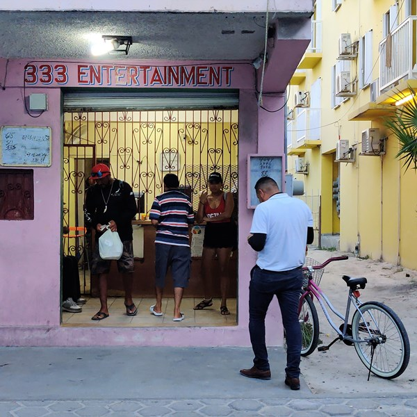 Where to buy lottery tickets in San Pedro Belize
