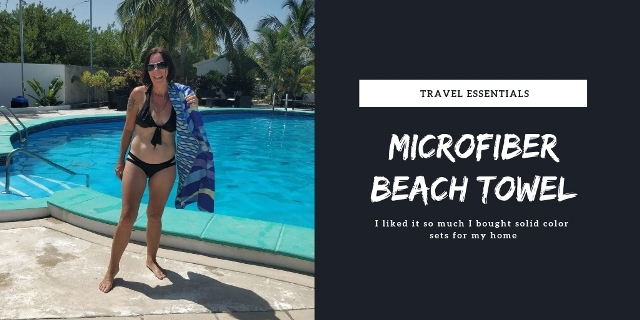 Quick Dry Microfiber Beach Towels