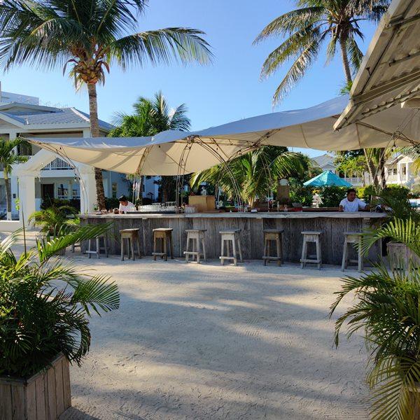 Beach Bar Belize