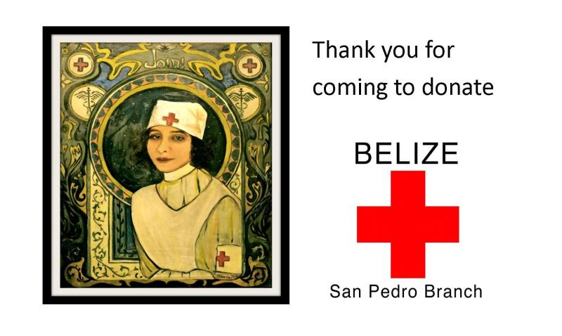 San Pedro Belize Red Cross