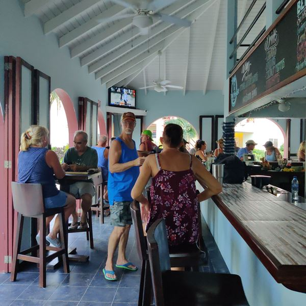 Popular restaurant Ambergris Belize