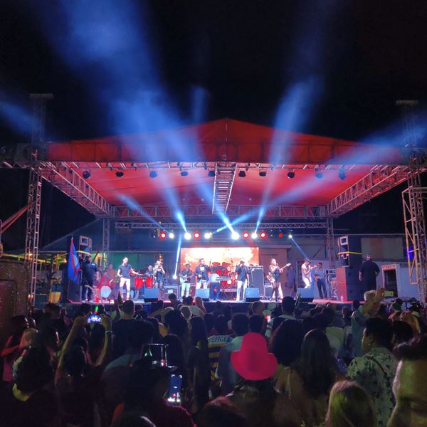 Live Music in Belize