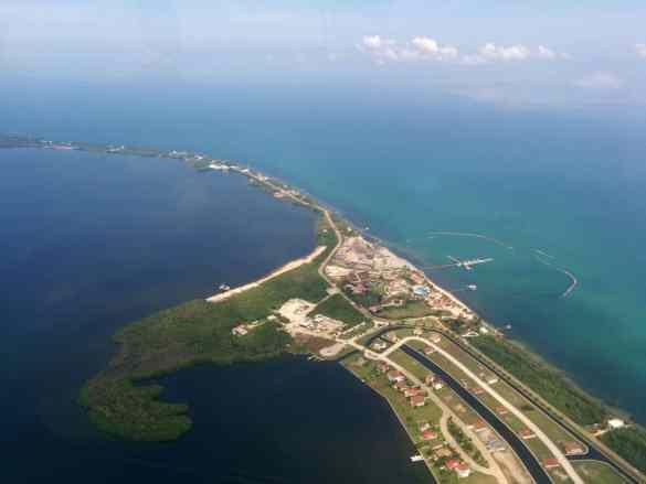 Placencia Airport Closure Plan