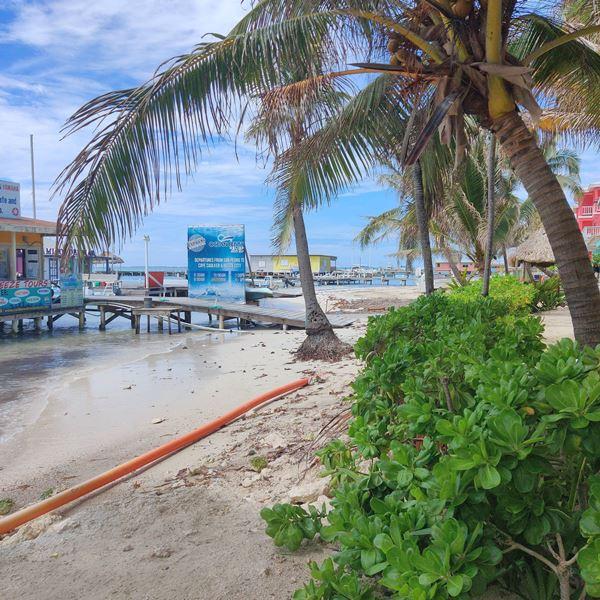 June Weather in Belize