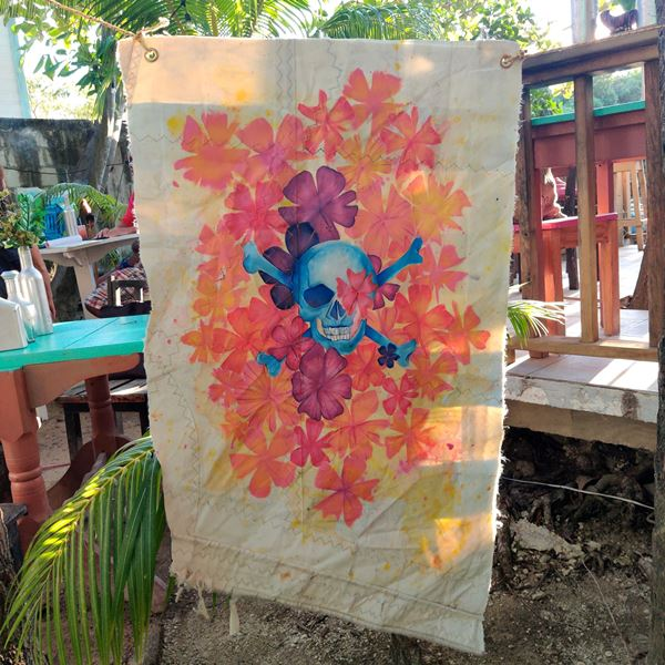 Sailcloth Art Belize