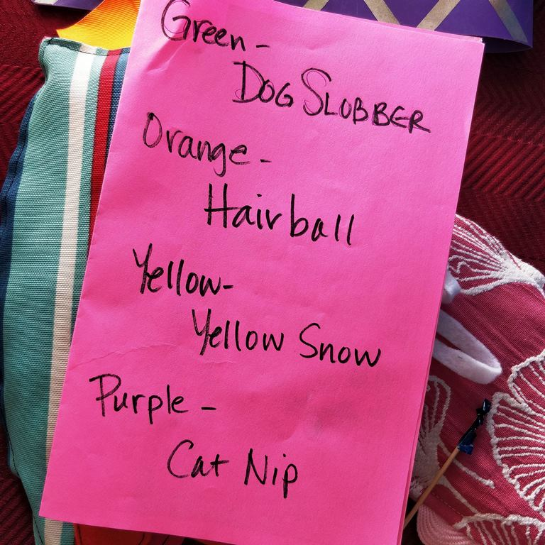 saga humane society fundraiser jello shot list