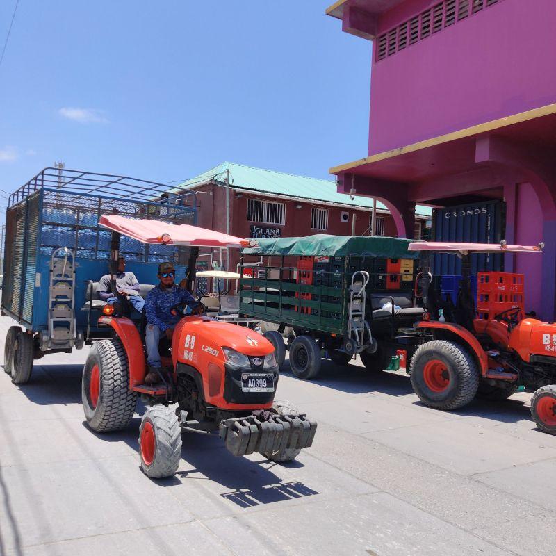belikin tractors san pedro