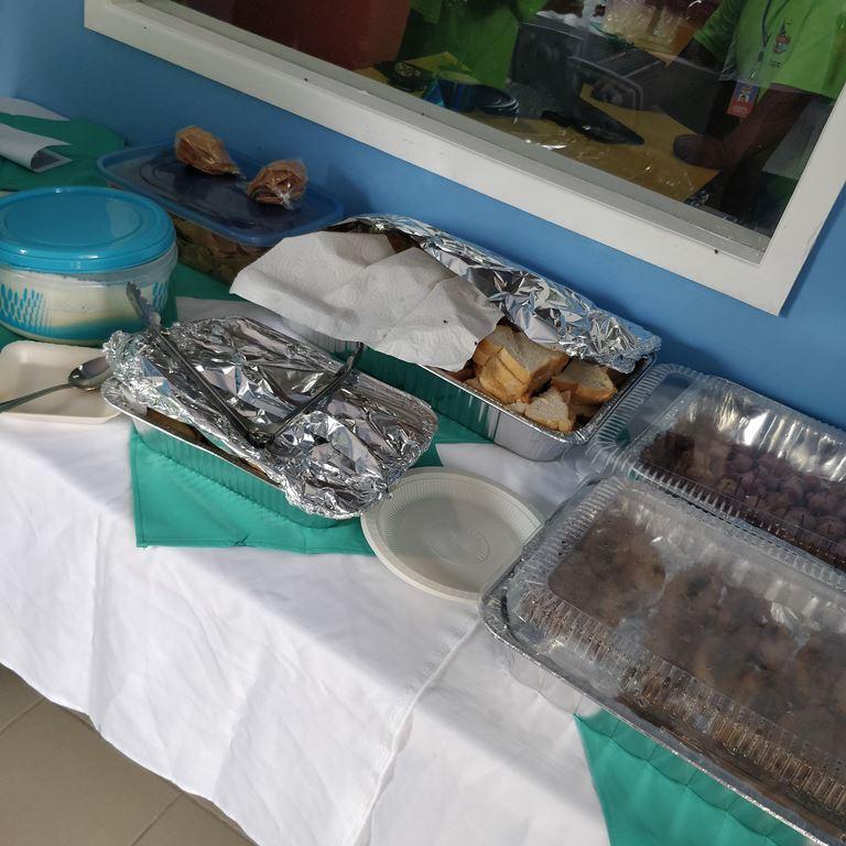 catering in san pedro