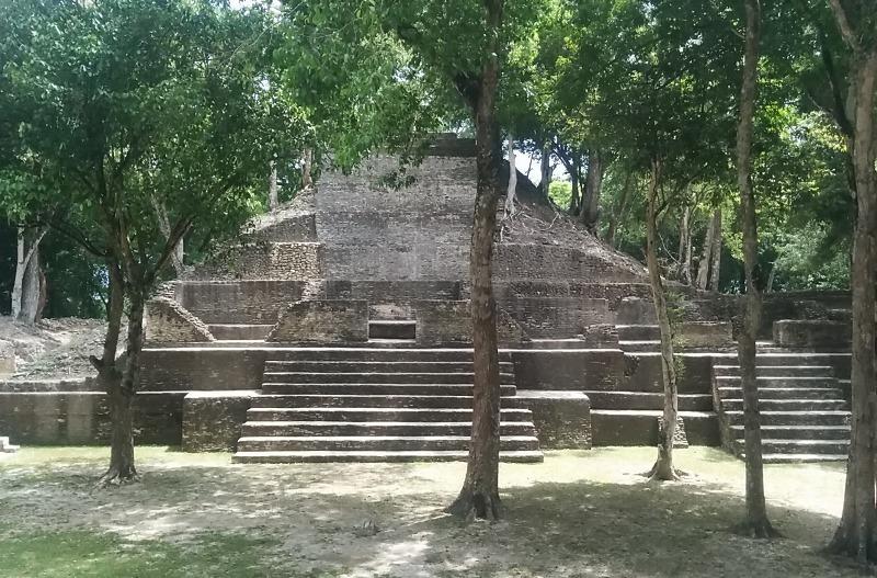 maya ruins san ignacio belize