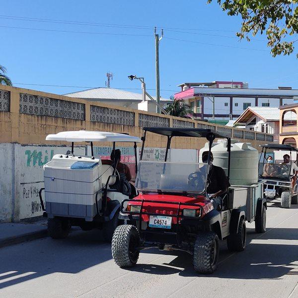 golf carts on laguna drive san pedro