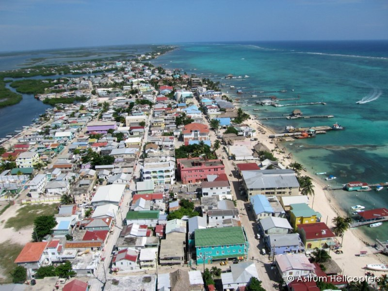 enjoyable vacation in belize
