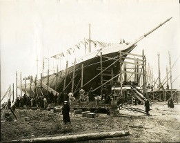 Orcas ready for launch Dec11,1916