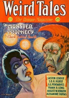 Weird Tales Cover-1932-01