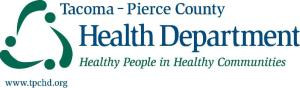 Tacoma Pierce County Health Department logo