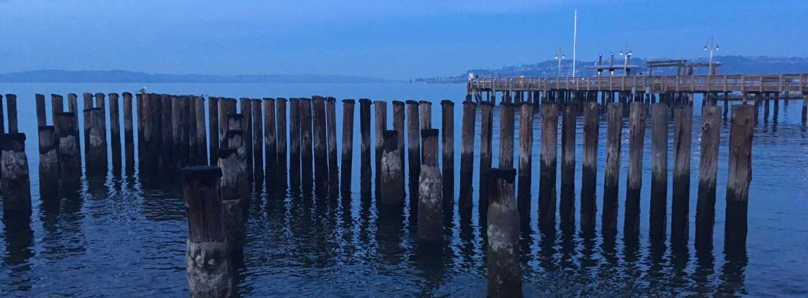 Ocean pier posts for Meet the Judges