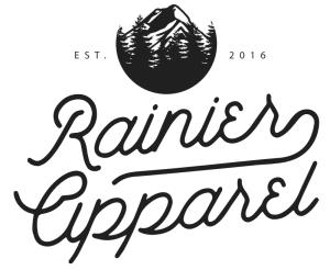 rainier apparel logo