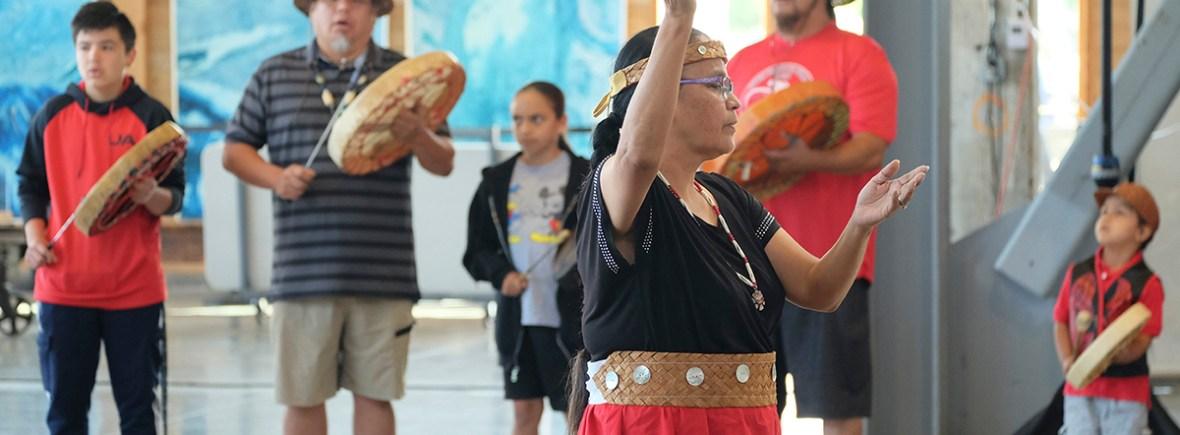 dancer tribe celebrate