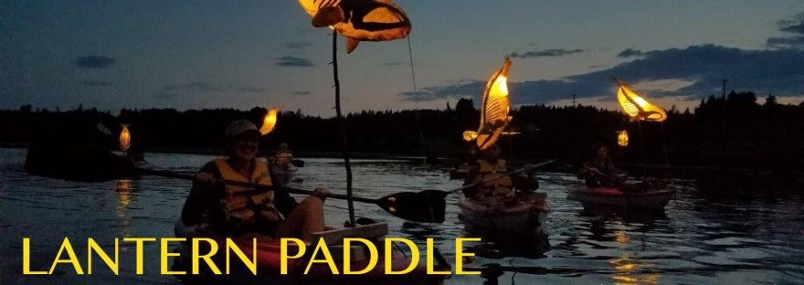 lantern paddle