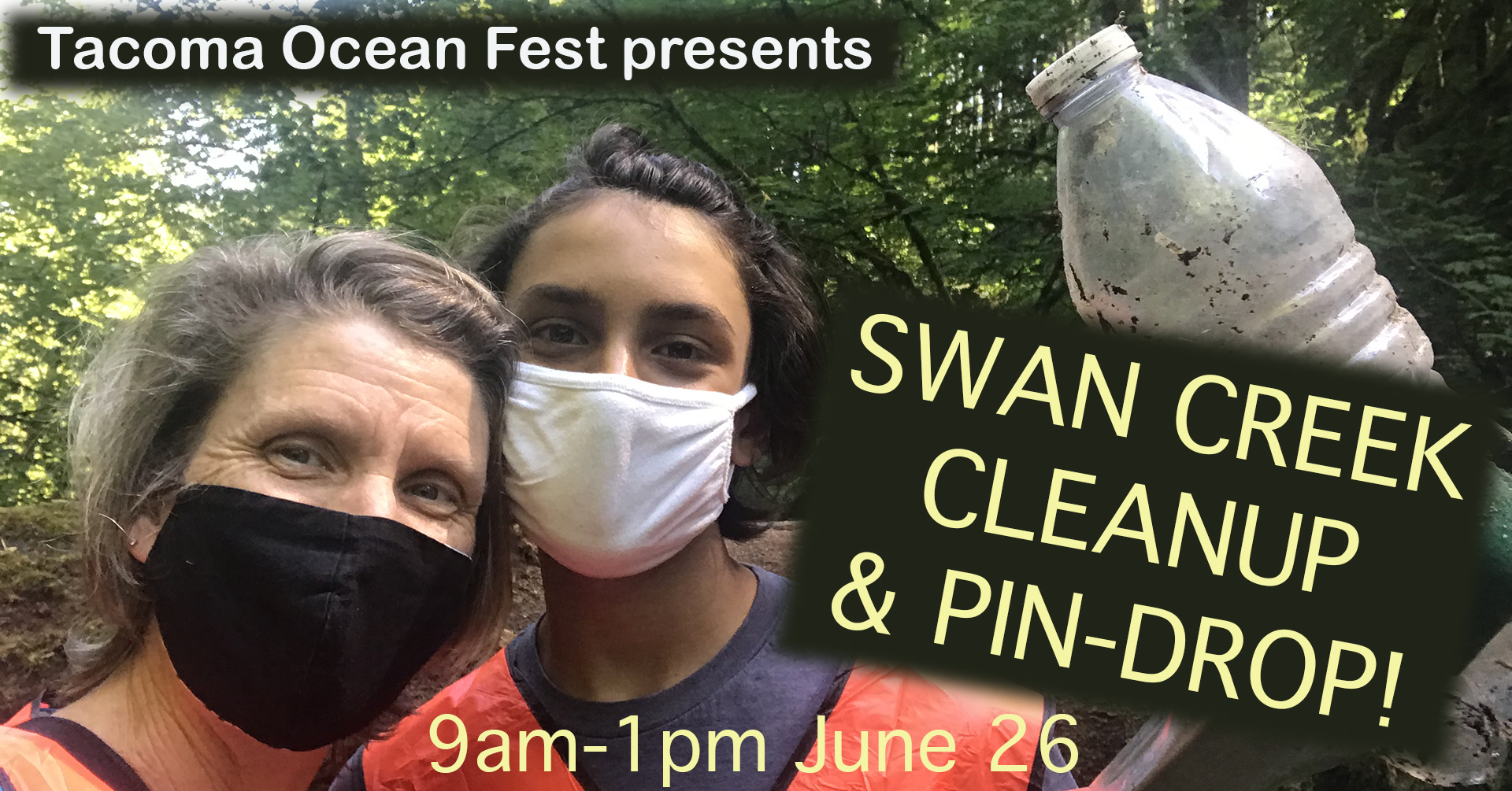 swan creek cleanup