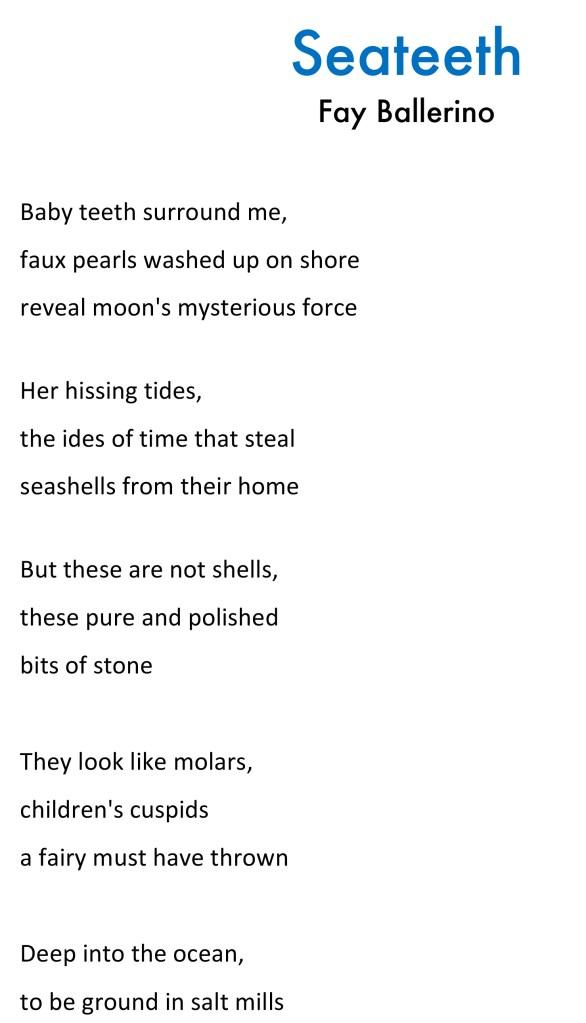 seateeth poem