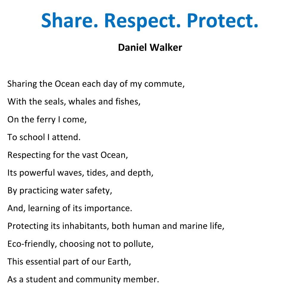share respect poem