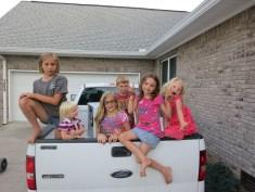 4th of July always involves pickup trucks