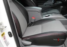 Toyota Tacoma Katzkin Leather