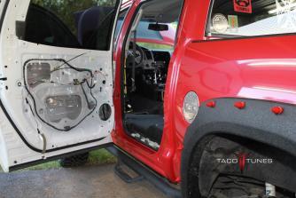 Toyota Camry Door Panel Removal speaker install