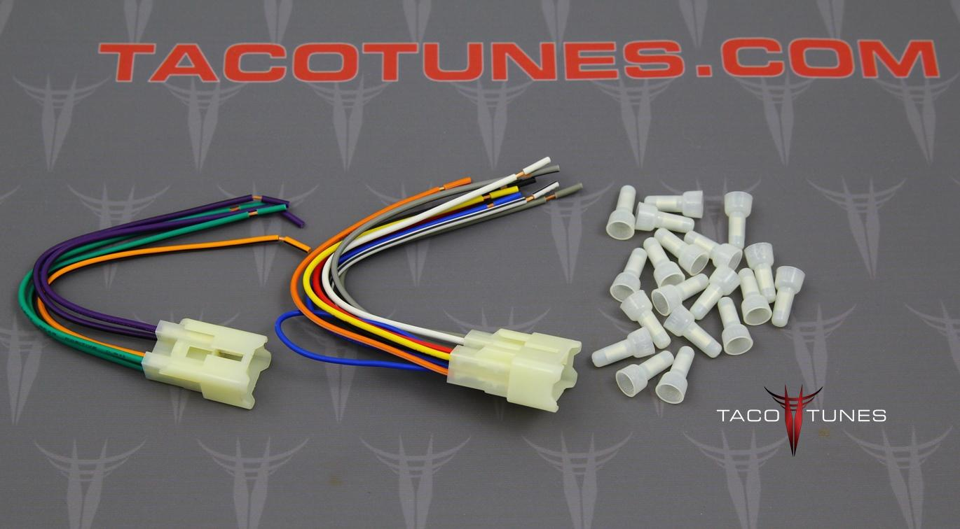 Toyota Camry 2003 Onwards Car Radio Wire Harness Wiring Iso Lead