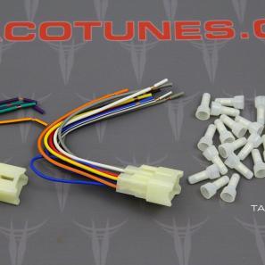 fj cruiser tacoma stereo harness install aftermarket stereo fj cruiser stereo wire harness adapter