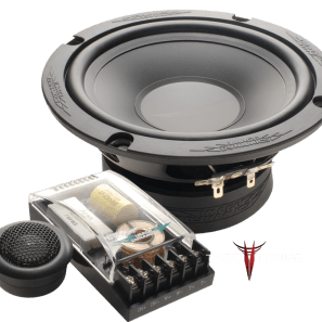 Toyota Tacoma Image Dynamics CTX65CS Component Speakers