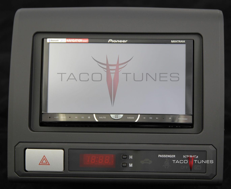 2012 Toyota Tacoma Aftermarket Stereo Installation Kit