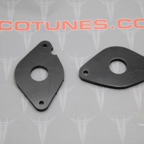Toyota Camry Tweeter Dash Speaker Adapters