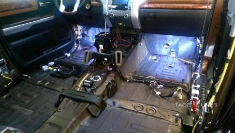 Toyota Tundra CrewMax 1794 Complete Audio System (17)