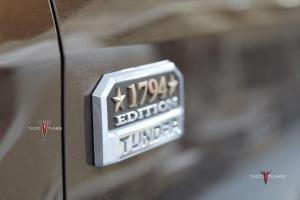 Toyota Tundra CrewMax 1794 Edition 2015 San Antonio Installation