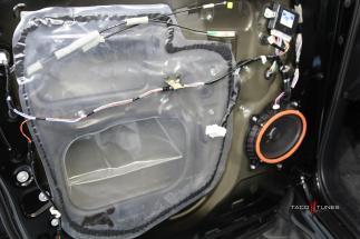 Toyota Tundra CrewMax Front Door Speaker JBL