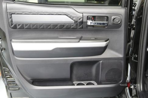 Toyota Tundra CrewMax Rear Door JBL