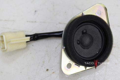 Toyota Tundra Dash Speaker Front