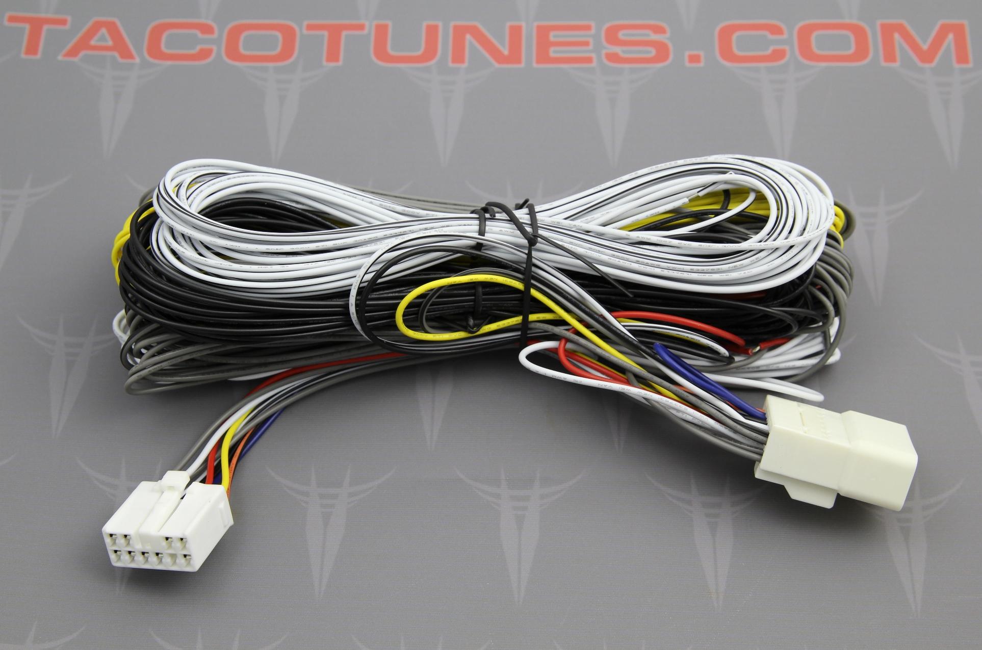 toyota camry sound processor wire harness integration system. Black Bedroom Furniture Sets. Home Design Ideas