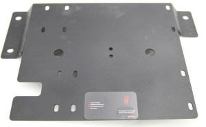 Toyota Tundra Non JBL Stock Amp Replacement Rack  Taco