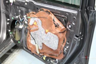 Toyota Camry Complete Audio Upgrade (1)